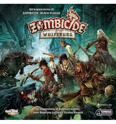 A Song of Ice & Fire - Alabardieri Lannister