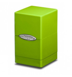 Ultra Pro - Deck Box - Satin Tower - Lime Green (E-84179)