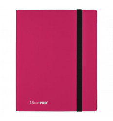 Ultra Pro - Eclipse Hot Pink - Pro Binder - 9-Pocket (E-15151)