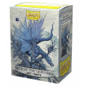Dragon Shield Art Sleeves Matte - Seer of the God Hand (100pz.) (AT-12038)