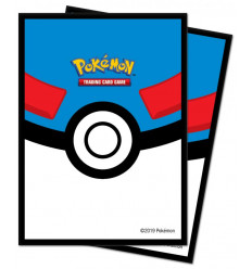 Ultra Pro - Deck Protectors Sleeves - Pokemon - Great Ball - 100 Pz (E-85450)
