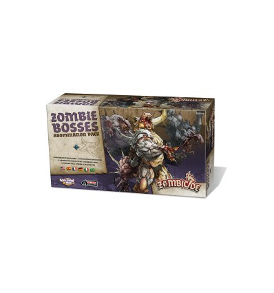 Zombicide Black Plague - Abomination Pack