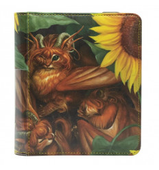 Dragon Shield Card Codex Portfolio 80 Carte - Tangerine Dyrkottr (AT-35004)