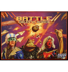 Battle Beyond Space (EDIZIONE INGLESE)