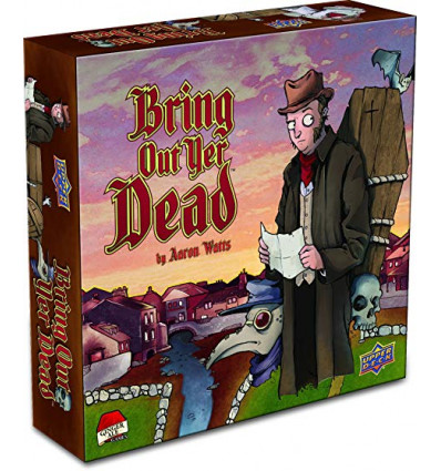 BRING OUT YER DEAD (EDIZIONE INGLESE)