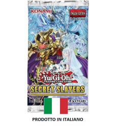 Yu-Gi-Oh! - Secret Slayers / Assassini Segreti - BUSTA SINGOLA - ITA