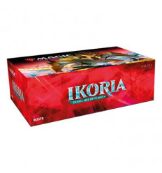 MTG - IKORIA: LAIR OF BEHEMOTHS - BOOSTER BOX (36 Packs) - RU