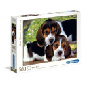 Puzzle 500pz - High Quality Collection - Close Together (30289)