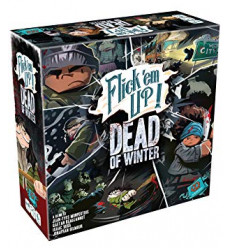 Flick'em Up! Dead Of Winter LIEVEMENTE DANNEGGIATO