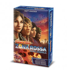 Pandemic Zona Rossa - Nord America