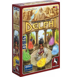 THE ORACLE OF DELPHI (ED. MULTILINGUA GB/DE)