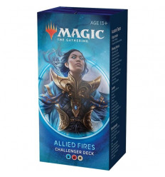 MTG - Challenger Deck 2020 Mazzo Singolo - Allied Fires - ENG