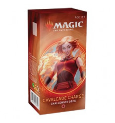 MTG - Challenger Deck 2020 Mazzo Singolo - Cavalcade Charge - ENG