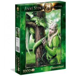Puzzle 1000pz - Anne Stokes Collection Kindred Spirits (39463)