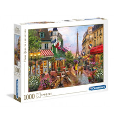 Puzzle 1000pz - High Quality Collection - Flowers in Paris (39482)