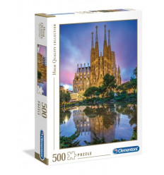 Puzzle 500pz - High Quality Collection - Barcelona (35062)