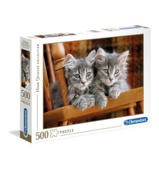 Puzzle 500pz - High Quality Collection - Kittens (30545)