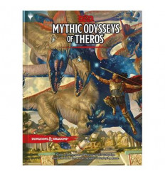 Dungeons & Dragons - 5a Edizione - Mythic Odysseys of Theros EDIZIONE INGLESE