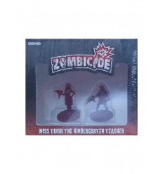 Zombicide - Promo - Miss Trish the Kindergarten Teacher