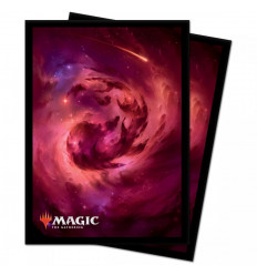 Ultra Pro - Deck Protectors Sleeves - Magic: The Gathering - Celestial Mountain - 100 Pz (E-18287)