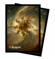 Ultra Pro - Deck Protectors Sleeves - Magic: The Gathering - Celestial Plains - 100 Pz (E-18284)