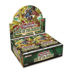 Yu-Gi-Oh! - Rise of the Duelist / Ascesa del Duellante - Booster Box (24 Buste) ITA