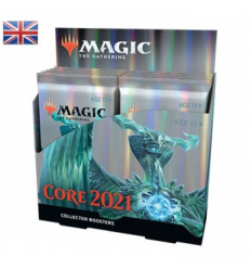 MTG - CORE SET 2021 - COLLECTOR BOOSTER DISPLAY (12 Boosters)- EN