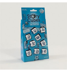 Rory's Story Cubes Actions Hangtab (Azzurro)