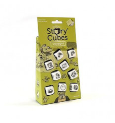 Rory's Story Cubes Voyages Hangtab (Verde)