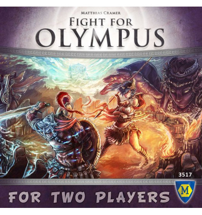 FIGHT FOR OLYMPUS (EDIZIONE INGLESE)