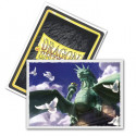 Dragon Shield Art Sleeves Matte - Dragon of Liberty (100pz.) (AT-12052)