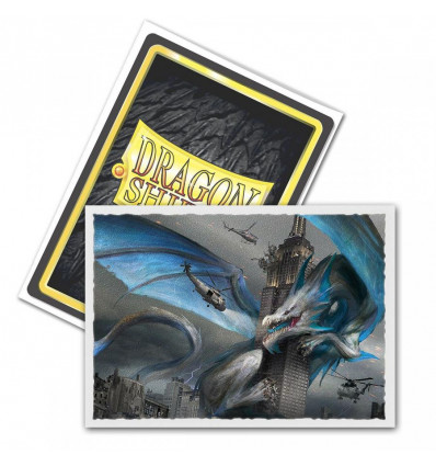 Dragon Shield Art Sleeves Matte - Empire State Dragon (100pz.) (AT-12054)