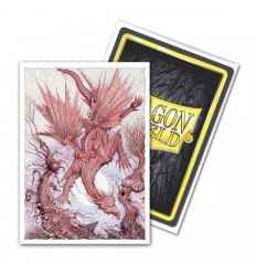 Dragon Shield Art Sleeves Matte - Essence of Insanity (100pz.) (AT-12037)