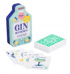 Gin Rummy Playing Cards (Drinking Game)