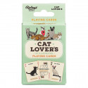 Cat Lovers Playing Cards (cartone)