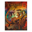 Dungeons & Dragons - 5a Edizione - Mythic Odysseys of Theros (Alternate Cover) EDIZIONE INGLESE