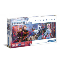 Puzzle 1000pz - High Quality Collection - Panorama - Disney Frozen 2 (39544)