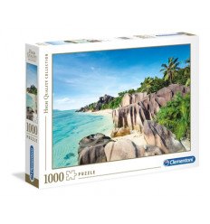 Puzzle 1000pz - High Quality Collection - Paradise Beach (39413)