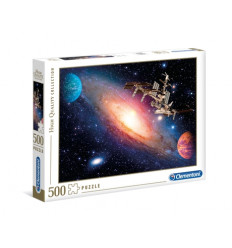 Puzzle 500pz - High Quality Collection - International Space Station (35075)