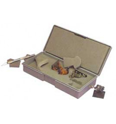 Figure Carrying Case with 3 Uncut Foam Layers CHX2869