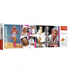 Puzzle 500pz Panorama - Marilyn Monroe (29509)