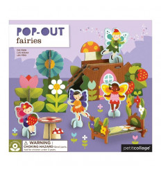 Fairies Pop-Out
