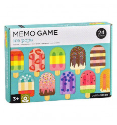 Memo Game - Ice Pops