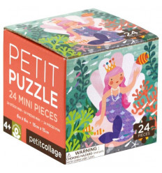 Mermaid Petit Puzzle