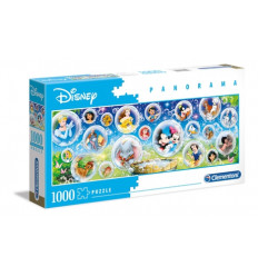Puzzle 1000pz - High Quality Collection - Panorama - Disney v1 (39515)