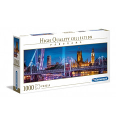 Puzzle 1000pz - High Quality Collection - Panorama - London (39485)
