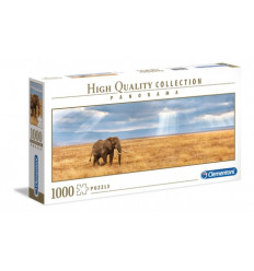 Puzzle 1000pz - High Quality Collection - Panorama - Lost (39484)