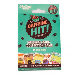 Caffeine Hit Card Game