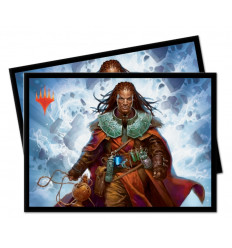 Ultra Pro - Standard Sleeves - MTG - Commander 2019 V3 - 100pz (E-18133)