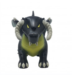 Ultra Pro - Figurines of Adorable Power - Dungeons & Dragons Black Dragon (E-18350)